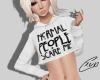 AHS v1 Crop Sweater | F