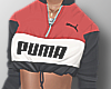 Crop Windbreaker | Puma