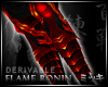 ! Flame Ronin Boots