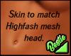 Mesh Skin - Highfash.