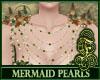 Mermaid Pearls Ocre