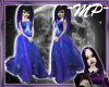 ~MP~ Blue Galaxy Gown