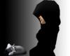 Zhedi Hooded Robe