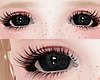 睫毛. Doll Lashes.