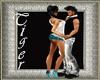 Baile pareja lento rom