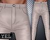 [Yel] Skinny pant v2 M