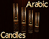 [M] Arabic Candles
