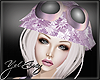 Becky/hat platinium*YEL*