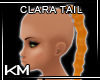 +KM+ Clara Tail Orange