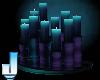 Polarys Wall Candles