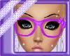purple teen wayfare/bow