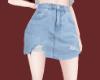 Denim skirt♥