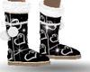 Chanel Ugg boots