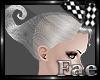 Downward spirial hair 2