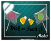 *NK* Trick or Treat Sign