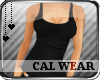 [CAL] Simple Black Tank