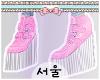 서울 Pink Stompers.