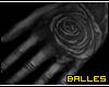 Roses Hand Tattoo