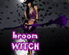 broom  witch*