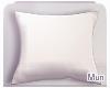 Mun | White Pillow