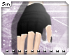 + Black Gloves