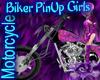 Biker Techno Pink Harley