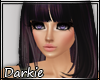 -Dark plum - Hairbob-