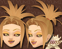 Rika - Golden Blonde