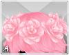 A  Pink Rose Crown