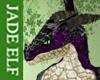 Purple Dragon Warrior