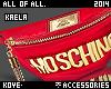 Kaela pocket Moschino
