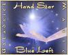 Hand Star (Blue Left)