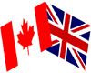Canada/England Flag