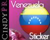 *CPR Venezuela Flag