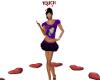 Awesome- Purple Plaid