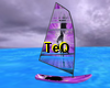 [TeQ]Stardance Surfboard