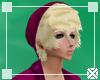 |M| Hair+Beanie Blond P