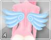 A| L. Blue Chibi Wings