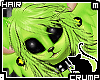 [C] Alien V.1 Hair