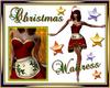 Christmas Waitress