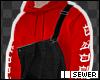 $ hoodie overalls