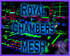 Royal Chambers MESH purp