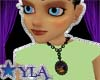 [YLA] Photo Necklace