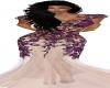 Jazmine Purple Ballgown