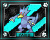 +M+ Golduck Stickers