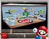Birdnest Mario Kids Room