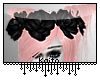 Black flower crown, ♥