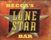 ♛ Beccas Lonestar Bar