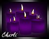 {CS}Purple Candles