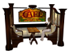 cafe booth